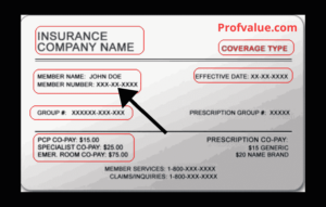 How to find your policy number on insurance card ...