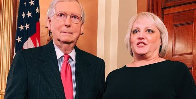 Mitch McConnell Ex wife, Sherrill Redmon everything you ...