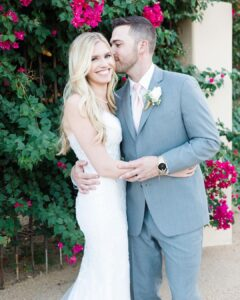 Taylor Cole and Kevin Simshauser wedding